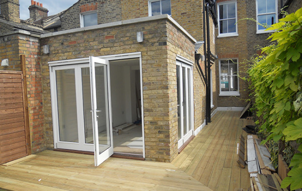 Extension in Bromley