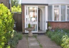 Frond door extension in Puttney